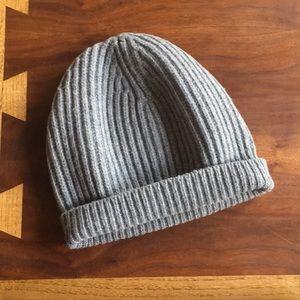 SALE • Acne Studios Canning L Rib Wool Hat